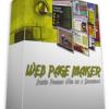 Web Page Maker: site maken voor beginners