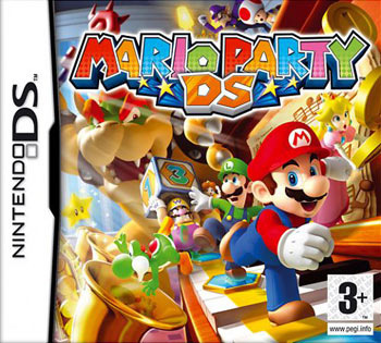 Mario Party voor de DS