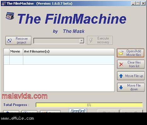 filmmachine 2