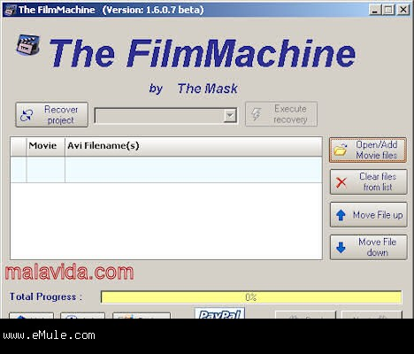the filmmachine
