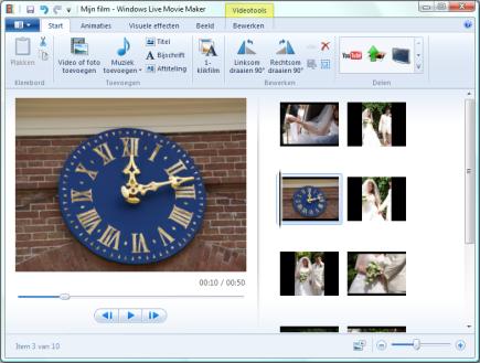 windows DVD branden